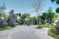 Giardini dalla baia, Singapore Immagini Stock Libere da Diritti
