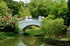 Giardini del lago Perdana Immagine Stock Libera da Diritti