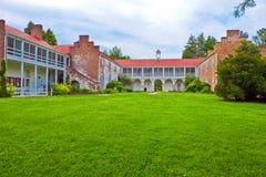 Giardini dell'arboreto della Virginia fotografie stock