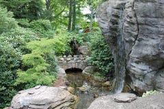 Giardini della città della roccia, Chattanooga, TN Immagini Stock Libere da Diritti