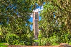 Giardini della torre di Bok immagine stock