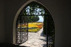 Giardini di Balcic Fotografia Stock Libera da Diritti