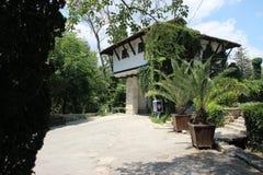 Giardini di Balcic Immagini Stock