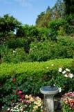 Giardini di Butchart fotografia stock libera da diritti