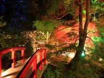Giardini di Butchart immagine stock libera da diritti
