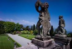Giardini di Italiante Fotografie Stock