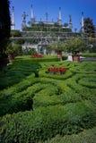 Giardini di Italiante Immagine Stock