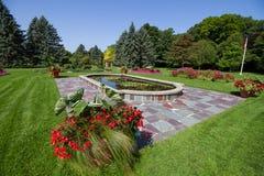 Giardini di Rayner Fotografie Stock