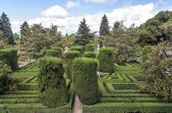 Giardini di Sabatini Fotografia Stock Libera da Diritti
