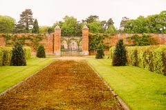Giardini di Sandringham Immagine Stock