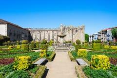 Giardini di Santa Barbara fotografie stock