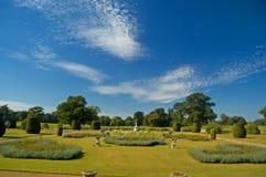 Giardini di somerleyton immagini stock