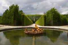 Giardini di Versailles Fotografie Stock