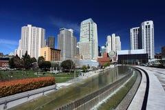 Giardini di Yerba Buena, San Francisco Immagine Stock Libera da Diritti