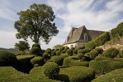 Giardini francesi Fotografie Stock