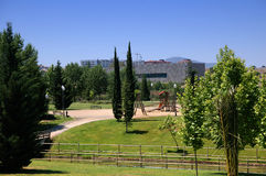 Giardini a Merida Immagine Stock Libera da Diritti