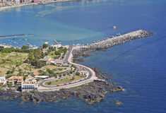 Giardini Naxos Photographie stock libre de droits