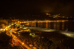 Giardini Naxos Stock Photography