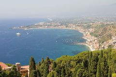 Giardini Naxos, Italy Royalty Free Stock Photos