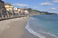 Giardini Naxos (Sicily) royalty free stock images