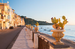 Giardini Naxos Royalty Free Stock Photo