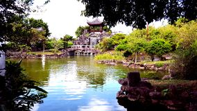 Giardini pacifici Immagini Stock