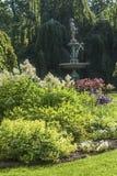 Giardini pubblici immagine stock