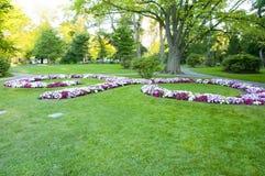 Giardini pubblici di Halifax - Nova Scotia - Canada fotografia stock libera da diritti