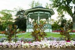 Giardini pubblici di Halifax - Nova Scotia - Canada immagine stock libera da diritti