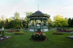 Giardini pubblici di Halifax - Nova Scotia - Canada immagine stock