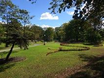 Giardini pubblici NS di Halifax immagini stock