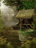 Giardino 1 di fantasia Fotografia Stock