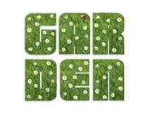 Giardino Immagini Stock Libere da Diritti