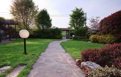giardino Fotografia Stock