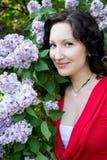 In giardino Fotografia Stock