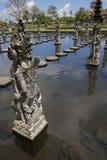 Giardino bali della statua Fotografia Stock Libera da Diritti