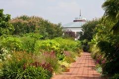 Giardino botanico Fotografia Stock