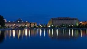 Giardino botanico degli Stati Uniti in Washington, DC fotografie stock libere da diritti