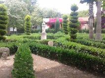 Giardino botanico della Spagna Fotografie Stock