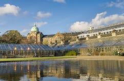 Giardino botanico di Copenhaghen immagine stock