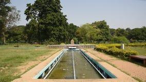 Giardino botanico di Lalbagh, Bangalore, il Karnataka stock footage