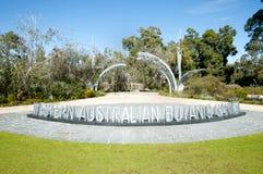 Giardino botanico di re Park - Perth immagini stock