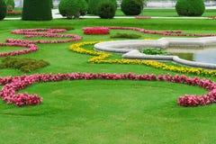 Giardino botanico di Vienna Fotografie Stock Libere da Diritti