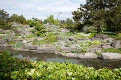 Giardino botanico - Montreal - Canada Immagine Stock Libera da Diritti