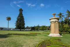Giardino botanico Sydney Immagine Stock