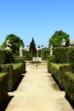 Giardino, Castelo Branco, Portogallo Immagini Stock Libere da Diritti