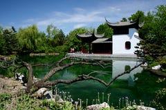 Giardino cinese immagine stock