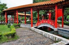 Giardino cinese Fotografia Stock Libera da Diritti