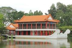 Giardino cinese Fotografia Stock