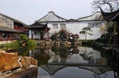 Giardino classico cinese Fotografia Stock Libera da Diritti